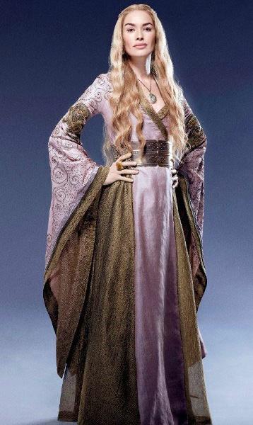 Game of Thrones / Costume designer: Michele Clapton - Idées de motifs à broder et répartition