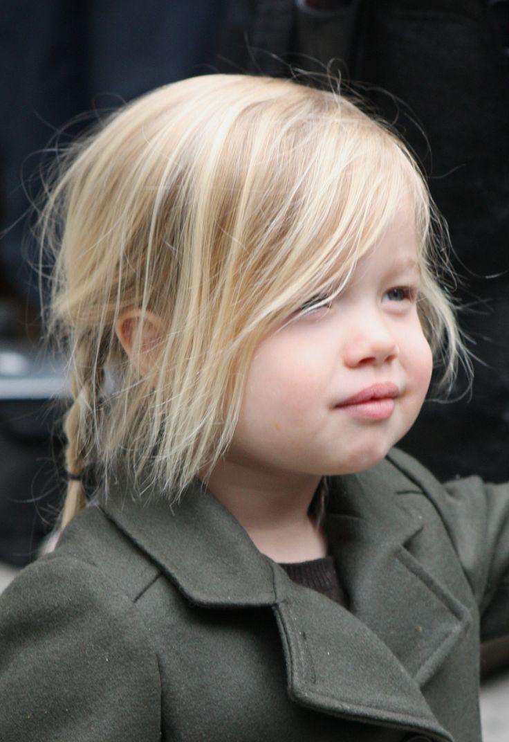 Shiloh Jolie Pitt Haircut Shiloh Jolie Pitt Chops Off Her Hair