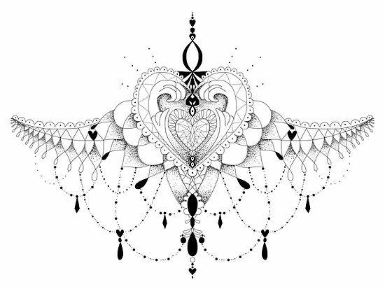 176 best underboob tattoo images on Pinterest | Tattoo designs ...