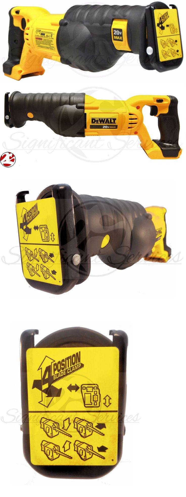 tools: New Dewalt Dcs380 20V 20 Volt Max Li-Ion Cordless Reciprocating Saw Sawzall Tool -> BUY IT NOW ONLY: $94.03 on eBay!
