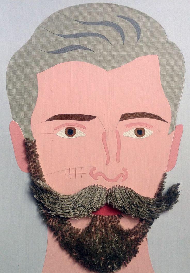 Gavin Hurley, Grey Beard, 2016