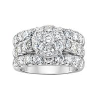 Popular  best Jewelry images on Pinterest Fred meyer White gold and Diamond engagement rings
