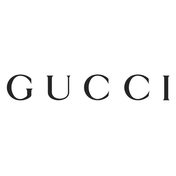 Gucci logo ❤ liked on Polyvore featuring text, logo, gucci, words, fillers, quotes, backgrounds, phrase and saying