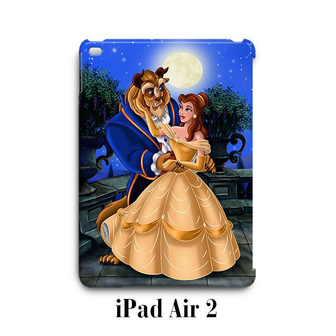 Beauty and The Beast iPad Air 2 Case Cover Wrap Around