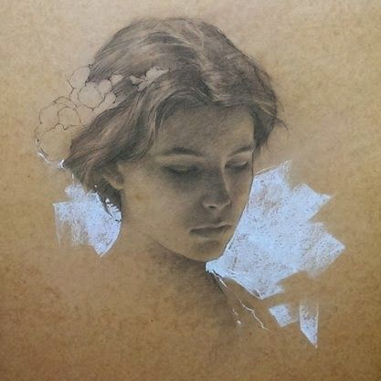 17 Best images about drawings on Pinterest | Portrait ...