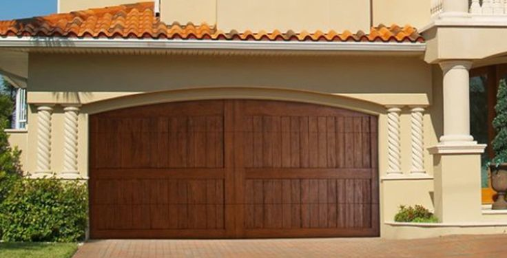 86 best images about faux wood garage doors on pinterest for Wood like garage doors