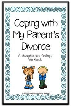 What are some ways children can cope with divorce?