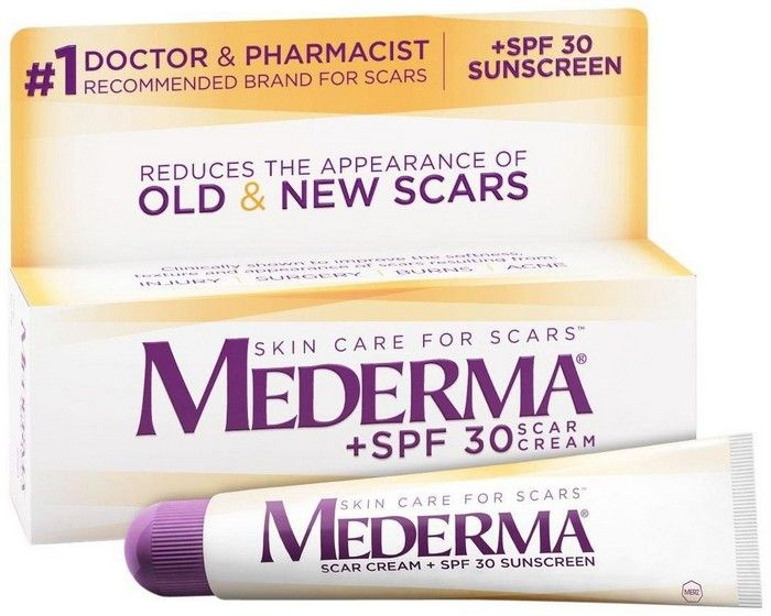 Mederma Scar Cream Plus Spf 30 Review Scar Removal Cream Scar