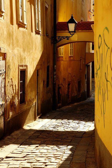Bratislava, old town, Slovakia