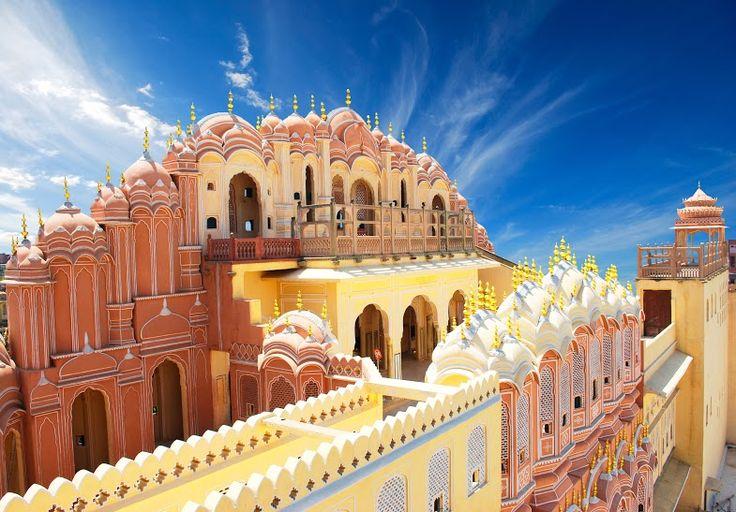 #Viajar a #Jaipur #India es una oportunidad única para recorrer paisajes increíbles. #Despegar te lleva de viaje. #trip #travel #turismo #tourism