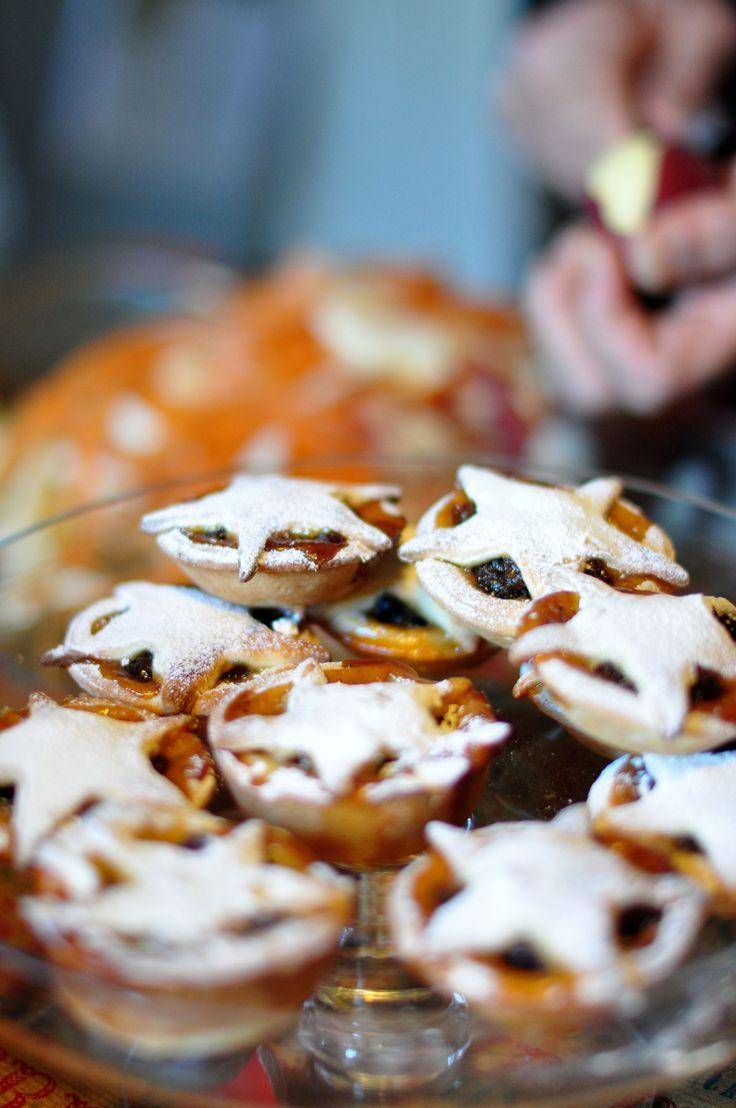 Mince pies: klassieke Britse kersttaartjes