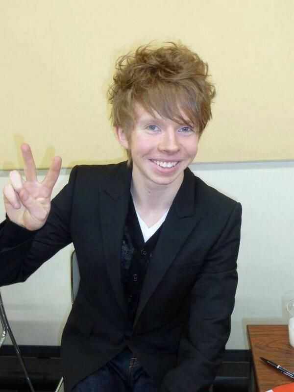 Love smiles, especially Kevin Reynolds