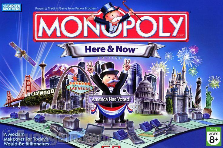 Me gusta jugar los partidos. Me gusta jugar Monopoly.