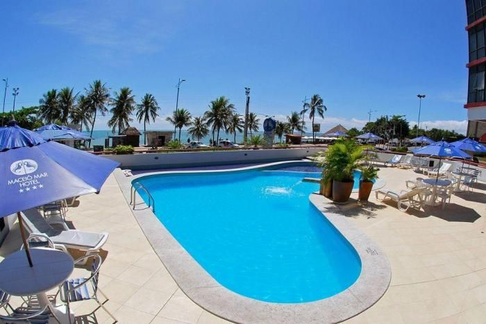 AMOMA.com - Maceio Mar Hotel,Maceio, Brasil - Reserve este hotel