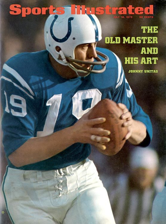 Johnny Unitas, Baltimore Colts