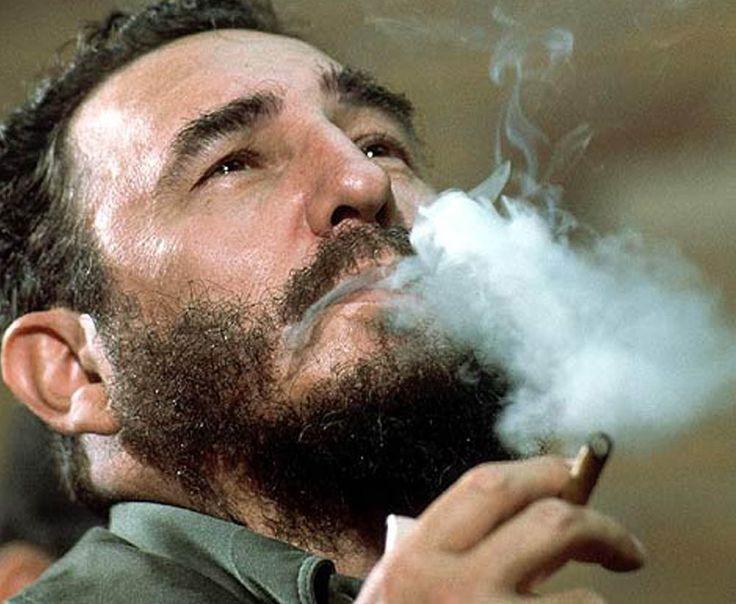Смерть Фиделя Кастро -одно из самых значительных событий этой недели.Мои родители очень тепло отзывались об этом лидере.Светлая ему память!