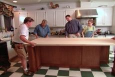 How to build a kitchen island http://www.ronhazelton.com/projects/how_to_build_a_kitchen_island