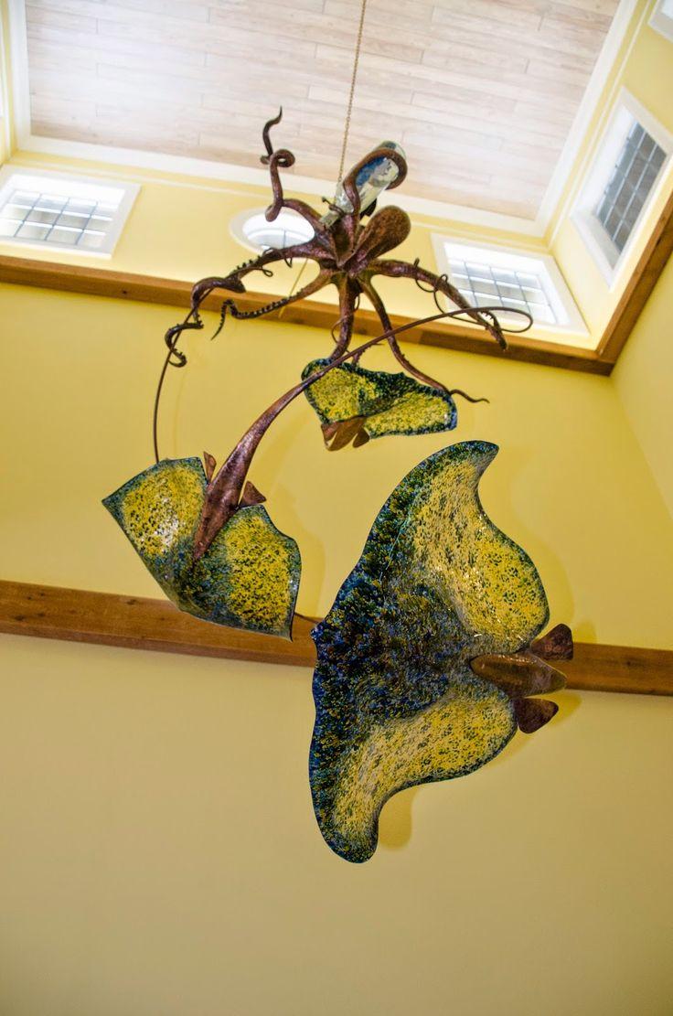 9 best Coastal Art : Metal Fish Sculptures images on Pinterest ...