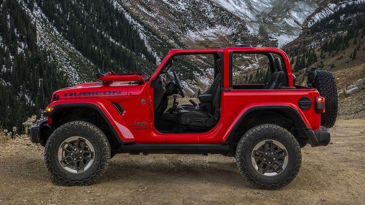 Die erste Details zum neuen Jeep Wrangler JL sind bekannt. Hybridantrieb und Pickup sollen kommen. http://autorevue.at/autowelt/jeep-wrangler-jl