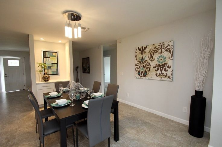24 best Dining rooms -Stagings by Revamp Professional Home Staging ...