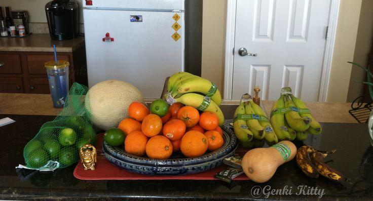 Vegan Grocery Haul Fruit Edition