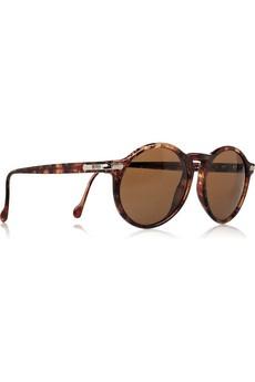crap sunglasses in tortiseshell