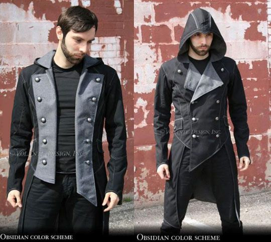 The Coolest Assassin's Creed Jacket                                                                                                                                                                                 More