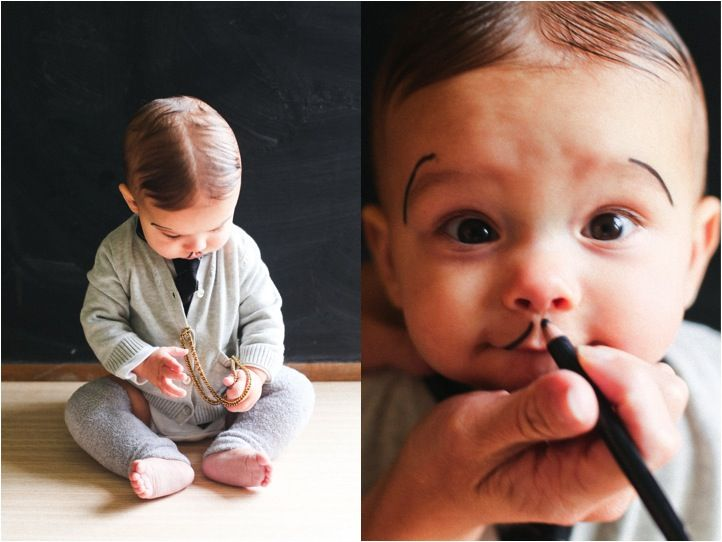 Irrelephant: Last Minute Baby Costume: Baby Gomez