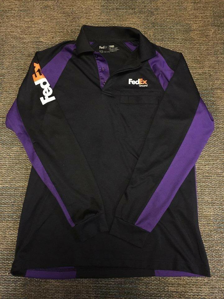 Fedex Uniform Catalog : fedex, uniform, catalog, FedEx, Ground, Herman, Sleeve, Uniform, Shirt, Fedex, Shirt,, Shirts,