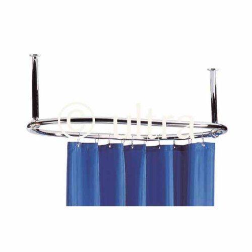 Oltre 1000 idee su bagno con tenda su pinterest supporto - Supporto per vasca da bagno ...