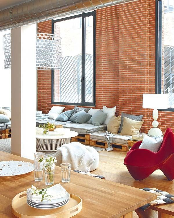 55 best urban loft style images on pinterest