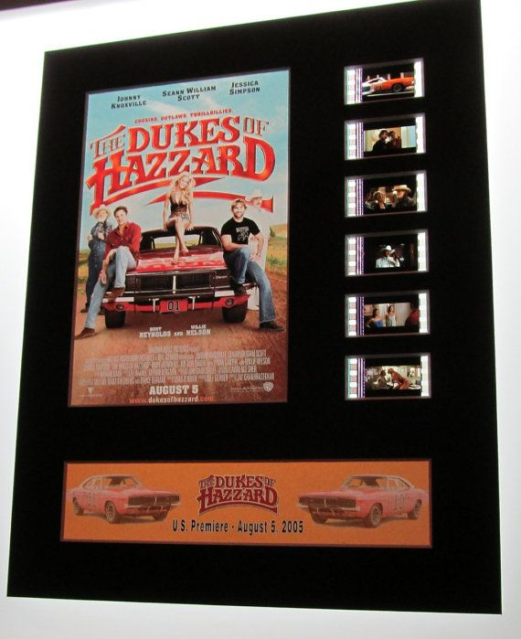 Dukes of Hazzard 2005 Johnny Knoxville Willie by RescuedHollywood