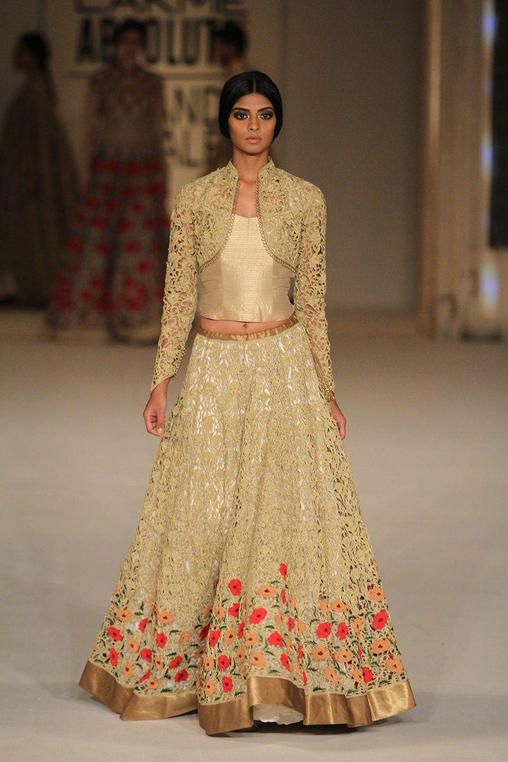 Lakme Fashion Week Summer Resort 2016 | Rohit Bal #LFWSR2016 #PM