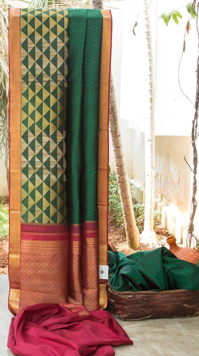 KANCHIVARAM SILK L05127 | Lakshmi