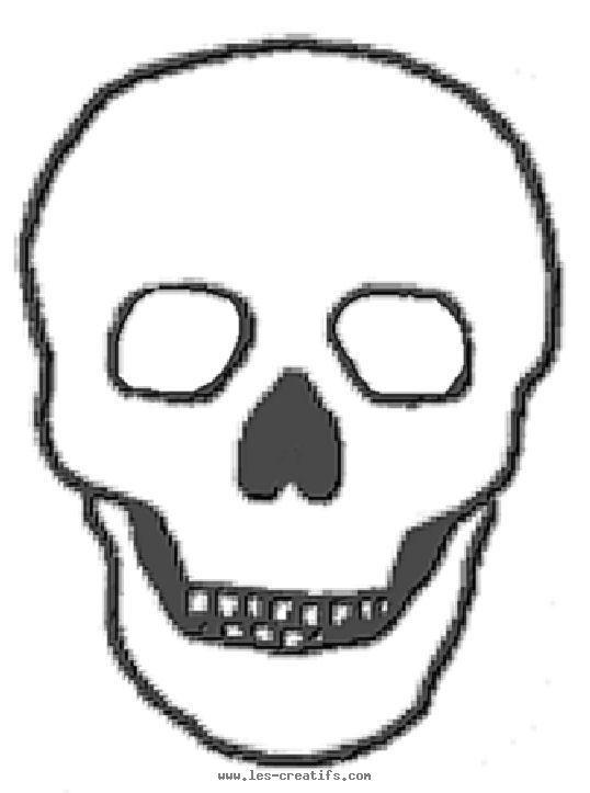84 best skull images on pinterest silhouettes skulls and silhouette. Black Bedroom Furniture Sets. Home Design Ideas