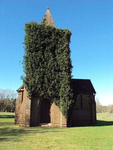 church at Blandford