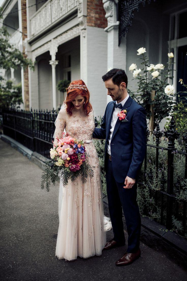 Top 10 weddings of 2017 | Cindy & Eddie's Art-Inspired Wedding at The Olsen