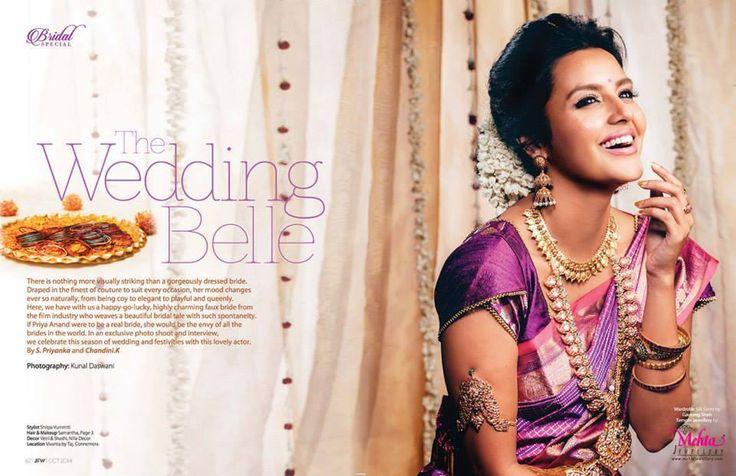 JFW magazine bridal special