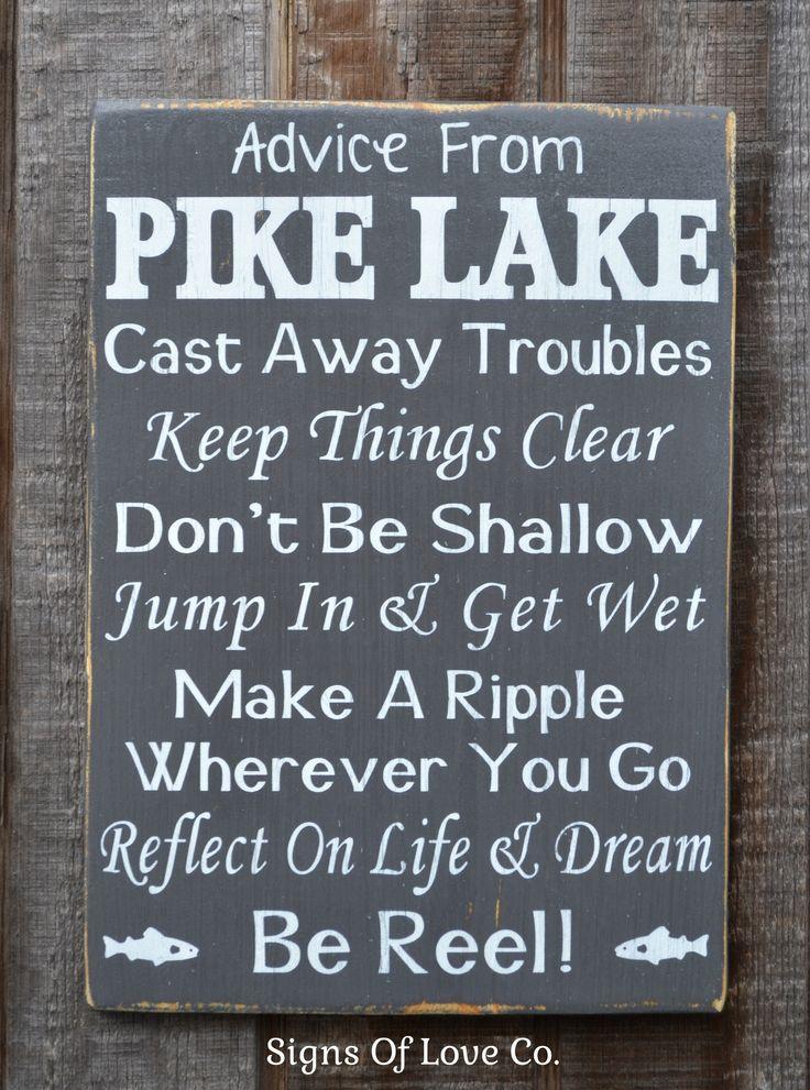 Lake House Decor Advice From A Lake