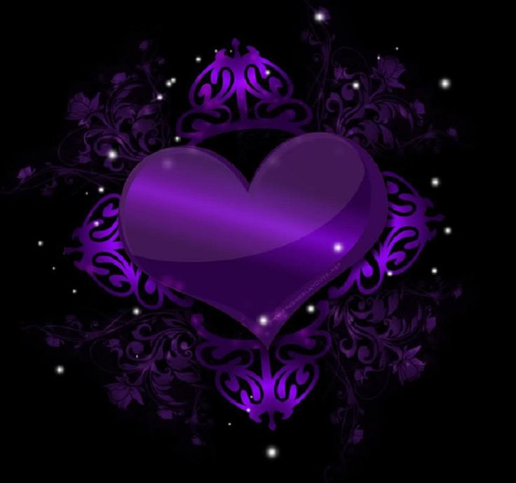 Cool Purple Hearts Backgrounds I17 Jpg 981 215 921