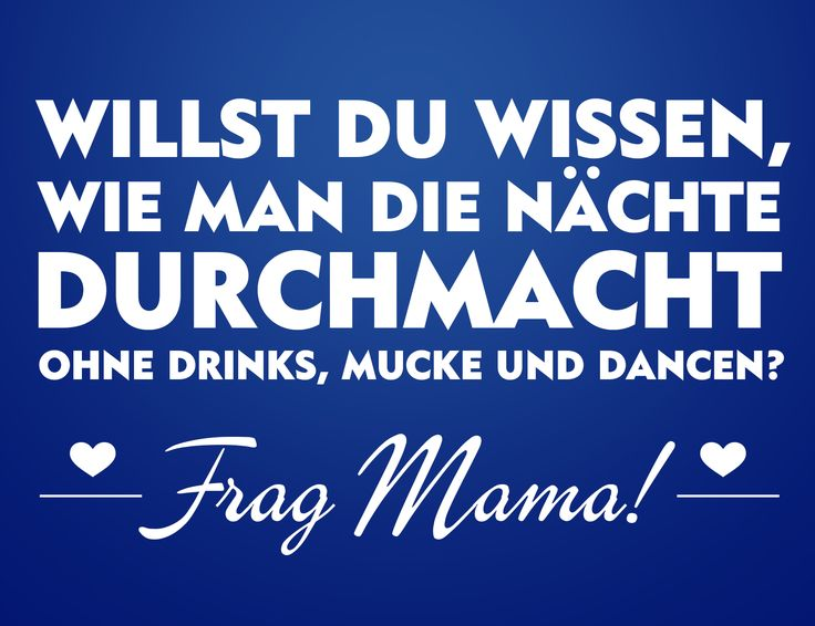 Frag Mama! #mutter #muttertag #mother #mothersday #words #love
