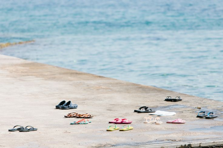 lafete, Syros, summer wedding, beach fun
