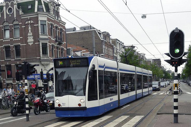 Амстердам трамвай