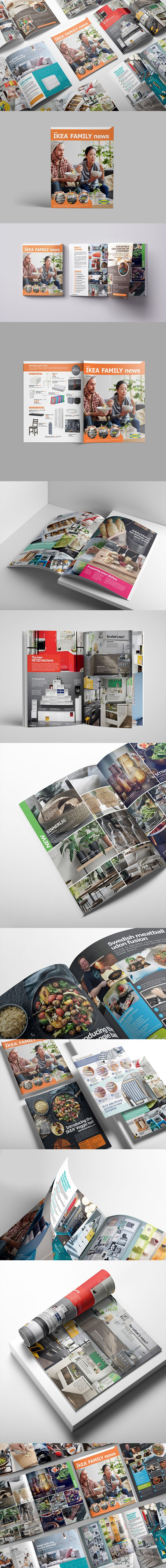 IKEA Family Newsletter Autumn  IKEA family news is a newsletter booklet for IKEA Family members. A free newsletter on home furnishings, FAMILY benefits, IKEA products and other news. The IKEA FAMILY newsletter is all about sharing functional and affordable home furnishing ideas and providing everyday value to your home.  #ikea #ikeafamily #IKEA #pdf #newsletter #layout #brochure #singapore #sg #book #autumn