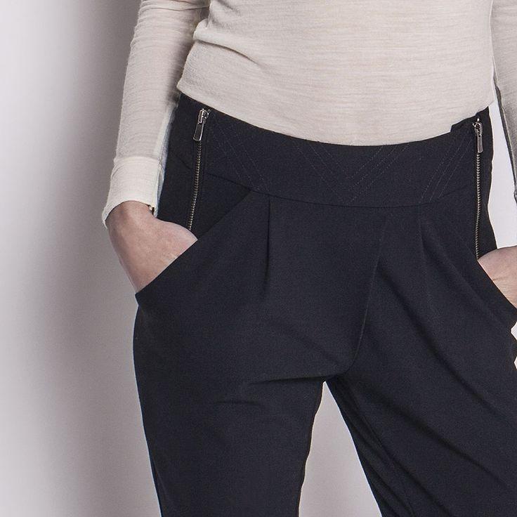 1000 ideas about pantalon fluide femme on pinterest pantalon fluide noir pantalon blanc. Black Bedroom Furniture Sets. Home Design Ideas