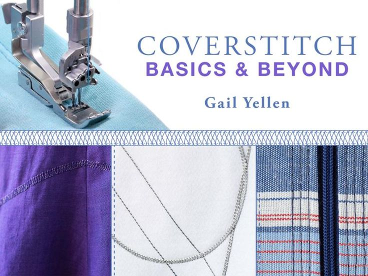 How to Use a Coverstitch Machine – Craftsy | Craftsy