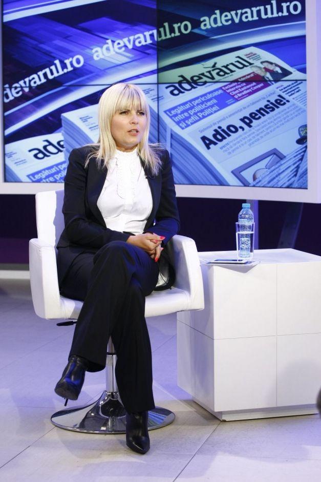 [+15] - Elena Udrea, la Adevărul Live: Vreau să fiu un simplu membru în PMP | adevarul.ro