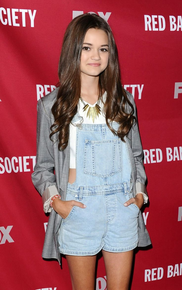Ciara Bravo Young hot Beauty sexy legs at Red Band Society Special Screening in Los Angeles | Masala Entertainment