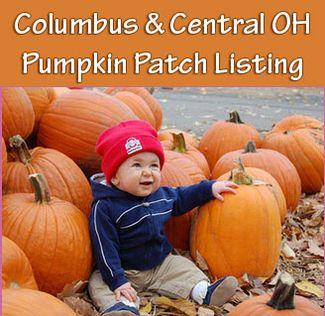 Columbus & Central Ohio Pumpkin Patches