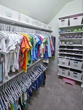 39 Best Images About Organizing Kids Closet On Pinterest